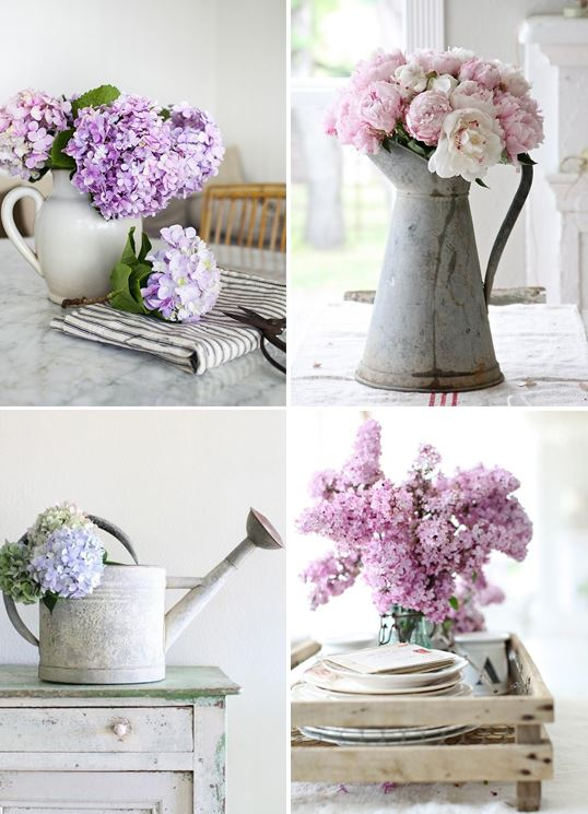 can flower arrangements